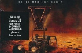 Die Krupps - V - Metal Machine Music