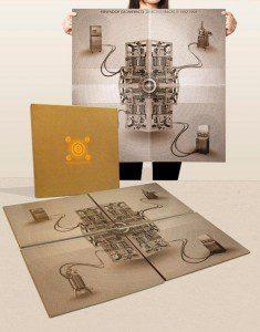 Esplendor Geométrico issues 35th anniversary 4LP vinyl boxset'Selected Tracks 1: 1992-1998'