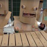 Kraftwerk's 'Die Roboter' covered by a bunch of dressed up kids - absolutely adorable!