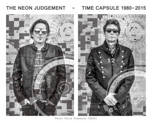 The Neon Judgement - Interview