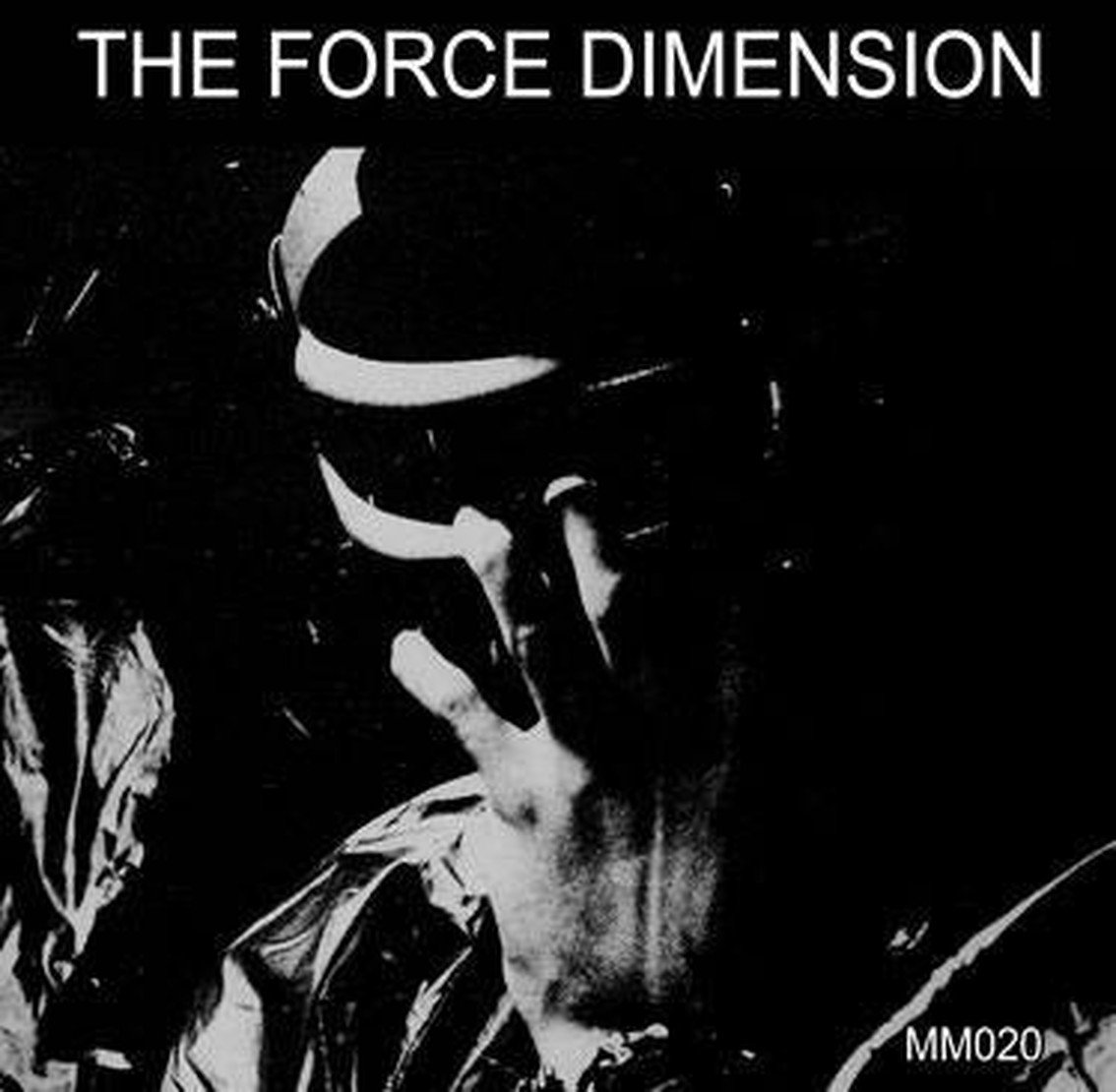 The Force Dimension debut back available, this time on vinyl (with CD included) - only 500 copies available