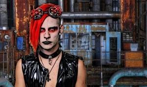 The Raven lands'Self Destruct' download/sreaming single