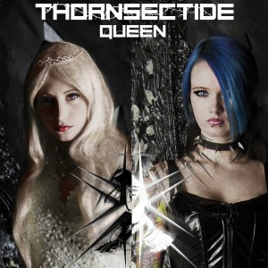 Russian dark electro act Thornsectide lands first single'Queen' on Insane Records