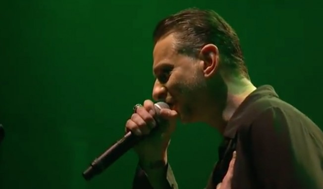 Stream the Dave Gahan & Soulsavers live concert from yesterday now