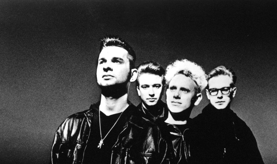 depeche mode youtube
