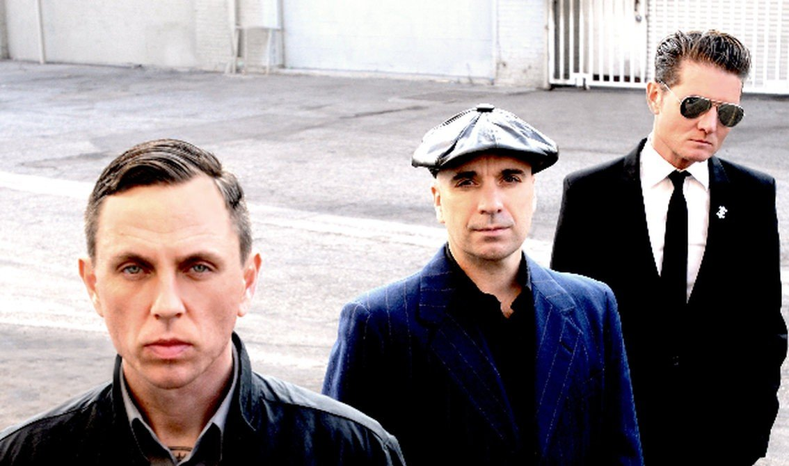 Nitzer Ebb's 2010 album 'Industrial Complex' to be re-released on double vinyl including Alan Wilder remix and much more