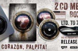 Calva Y Nada sees '¡Palpita, Corazón, Palpita!' released in no less than in 3 different versions!