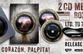 Calva Y Nada sees '¡Palpita, Corazón, Palpita!' released in no less than in 3 different versions!