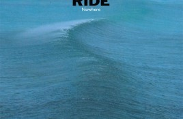 The Cure's Robert Smith completes remix for Ride's 'Vapour Trail' - reissues available for ordering