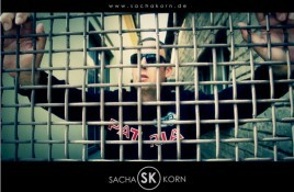 Sacha Korn's 'Wie Lange Noch' gets worldwide distribution + free Funker Vogt remix available for download