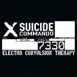 Super limited LP/CD released by Suicide Commando: 'Electro Convulsion Therapy' - order it now (or never get hold of it again)