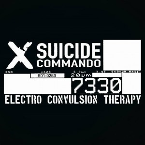 Super limited LP/CD released by Suicide Commando:'Electro Convulsion Therapy' - order it now (or never get hold of it again)