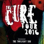 The Cure launch 25-date tour in the USA in 2016