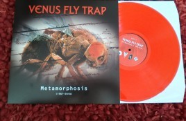 Get your best of Venus Fly Trap compilation on vinyl: 'Metamorphosis 1987 - 2010'