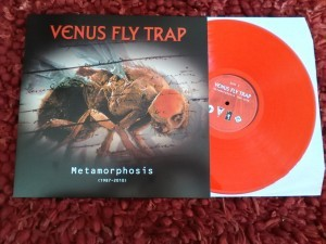 Get your best of Venus Fly Trap compilation on vinyl:'Metamorphosis 1987 - 2010'
