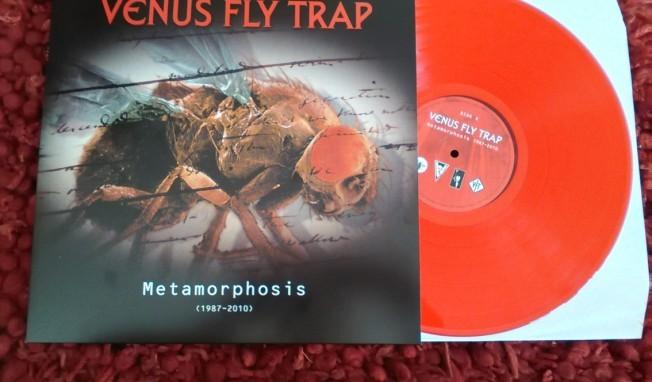 Get your best of Venus Fly Trap compilation on vinyl: 'Metamorphosis 1987 - 2010'