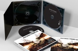 Dead When I Found Her to unleash CD/2CD sets of 'All the way down' in a few days - did you order yours already?