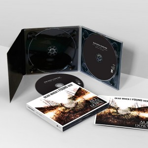 Dead When I Found Her to unleash CD/2CD sets of'All the way down' in a few days - did you order yours already?