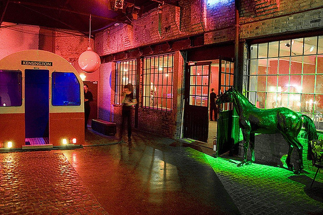 Popular London goth club night Slimelight threatened with closure due to planned demolition Electrowerkz building