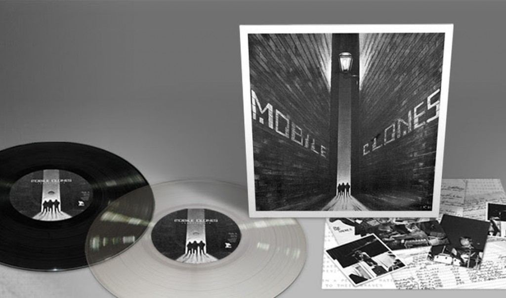 Obscure 80s Canadian synth-punk trio Mobile Clones gets'Abrasive Air' reissued on 10 inch vinyl