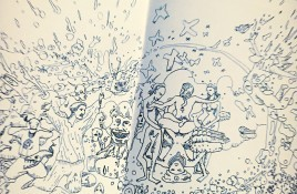 Martin 'Youth' Glover from Killing Joke announces the publication of 'The Anarchist Colouring Book'