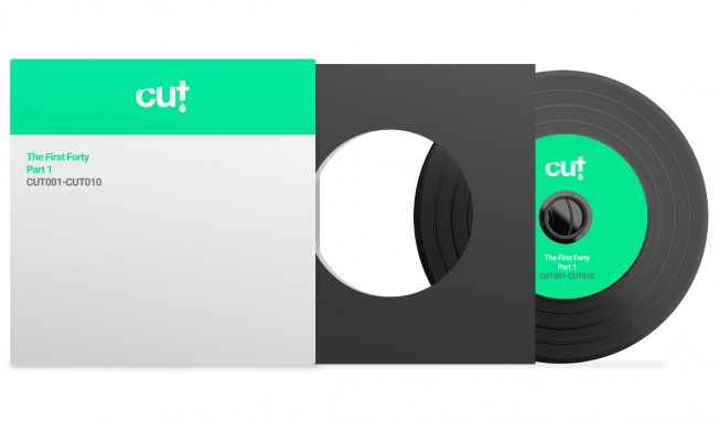 Subscription-label Cut announces super-limited edition vinyl-style 4xCD release