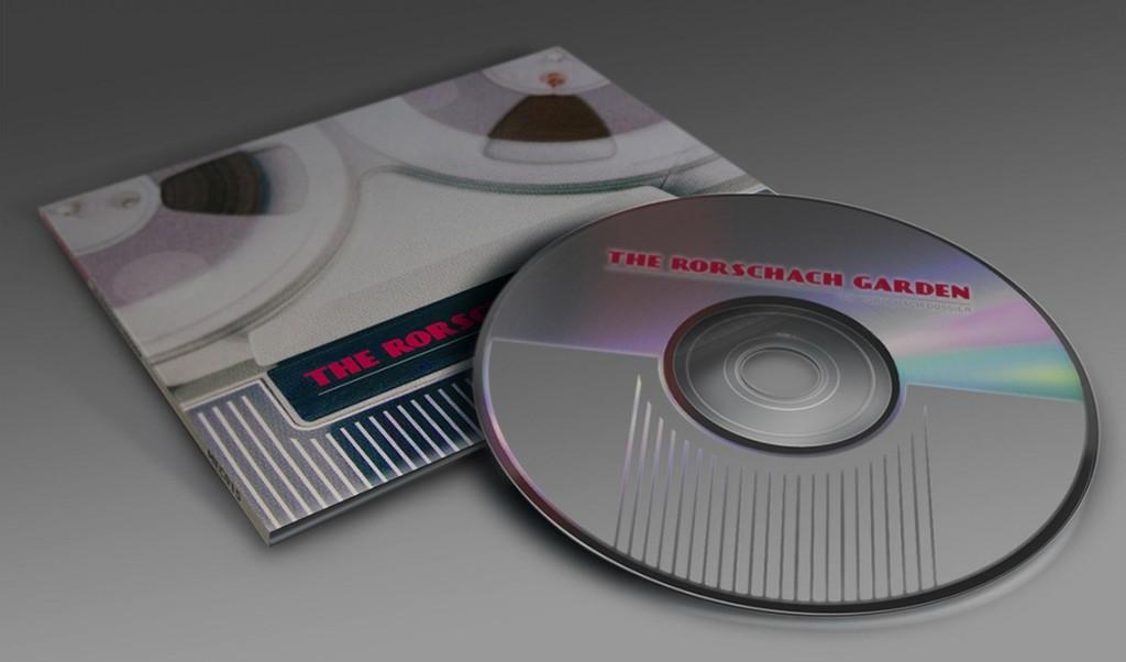 The Rorschach Garden lands'The Rorschach Dossier' CD on Mecanica Records