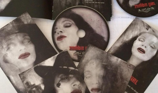 Zombie Girl comeback album 'Killer Queen' out now as CD / 2CD set / download