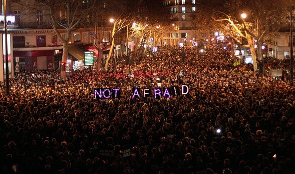 Lots of bands cancel tours/gigs after terrorist attacks in Paris - French music world hit hard