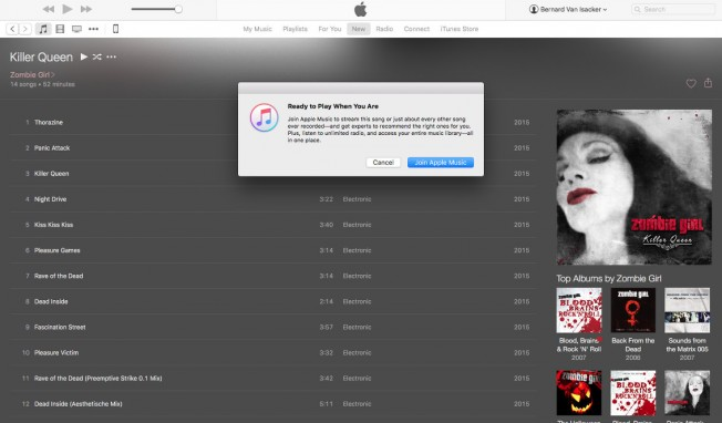 iTunes store links no longer working. Is this the end of downloads at Apple?