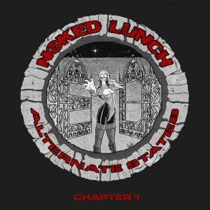 New EP for cult act Naked Lunch,'Alternate States : chapter 1' - out now featuring re-recording'Some Bizzare Album' track'La Femme' - Depeche Mode fans will love this one!