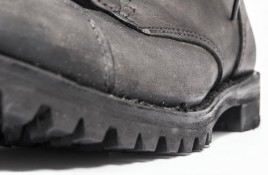 Do you want a pair of the real Trent Reznor (Nine Inch Nails) combat shoes? The price: US$1,100.00