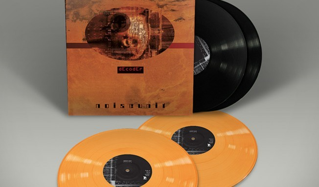 Noise Unit's 'Decoder' sees reissue as double vinyl - find your ordering info here