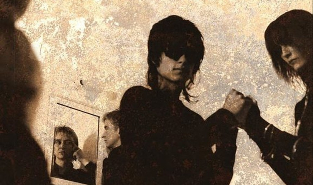 80s New Wave/Goth Rock band The Veil prep best of'History' album for early December