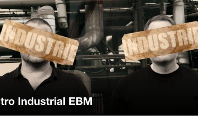 Side-Line launches an industrial / electro / EBM group on tsū - join up now