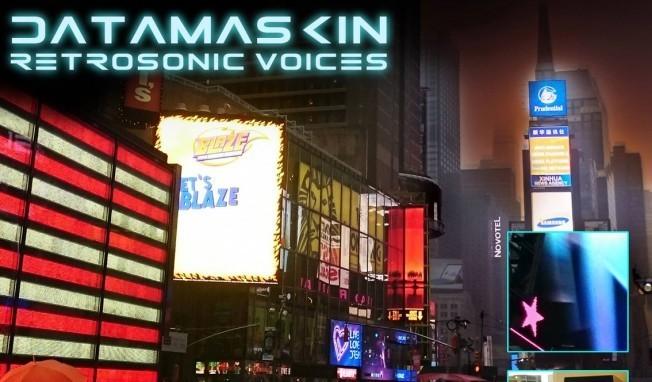 Datamaskin reveals first 'Airport' video taken from new minimal electro album 'Retrosonic Voices'