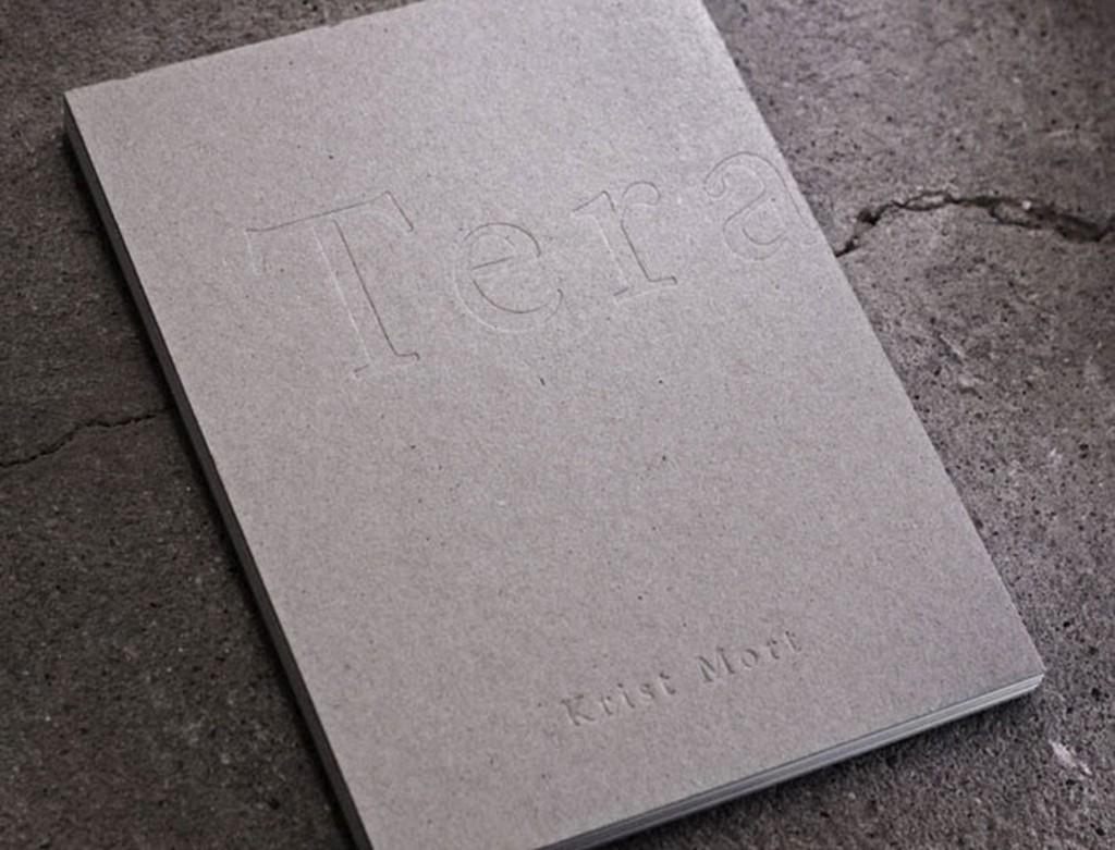 Krist Mort releases'Tera' book via Cyclic Law