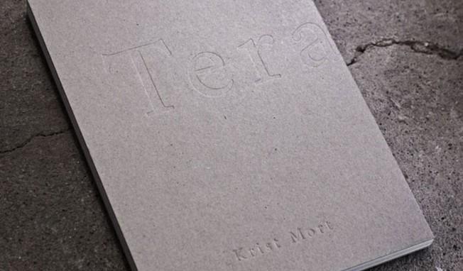 Krist Mort releases 'Tera' book via Cyclic Law