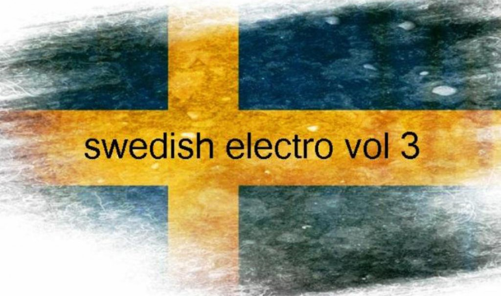 3rd volume in'Swedish Electro' free download series is out now