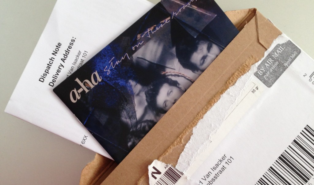 Successful campaign to replace erroneous a-ha'Stay On These Roads' deluxe reissues booklets
