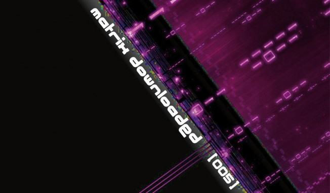 Alfa Matrix launches massive free compilation 'Matrix Downloaded 005' including a new Front 242 remix and much more!