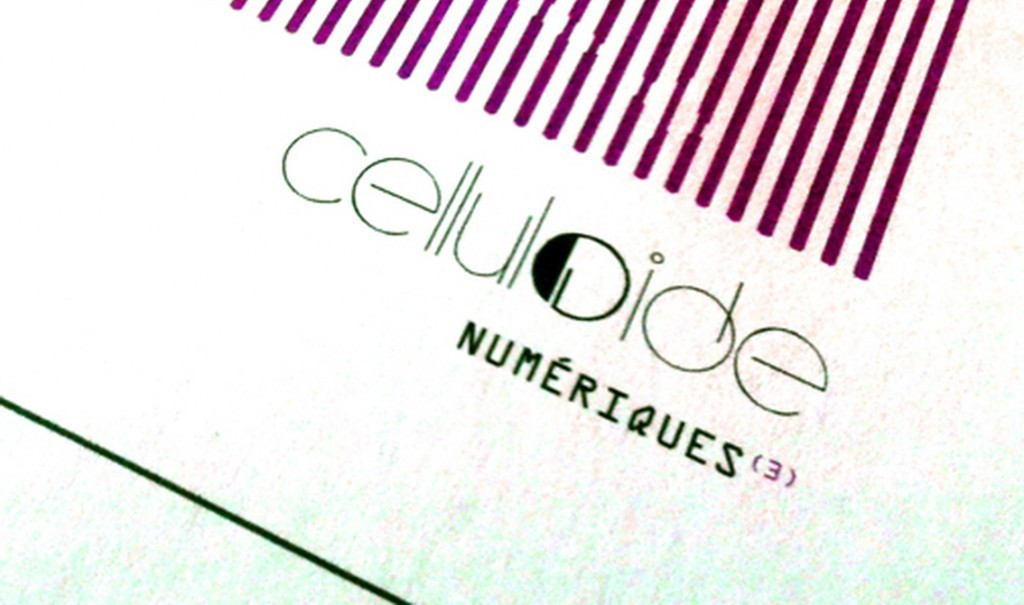 Celluloide to see'Numériques (3' compilation released on BOREDOMproduct with rarities and exclusive versions
