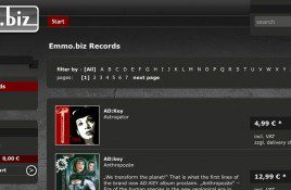 emmo.biz Records announce Christmas Sale in their webshop