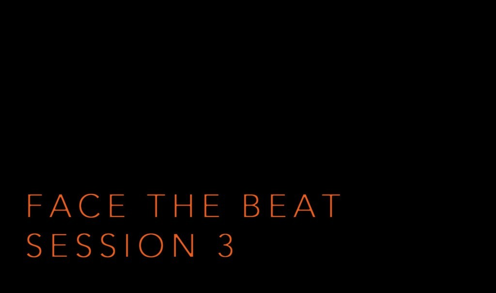 Side-Line launches free'Face The Beat : session 3' charity download compilation - get yours now!