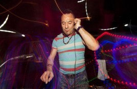 Rave pioneer DJ Guru Josh dead, aged 51 - 'Infinity' will remain a cult house hit