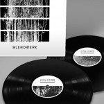 Double black vinyl for new Haujobb album 'Blendwerk' including 4 extra bonus tracks not available on CD version