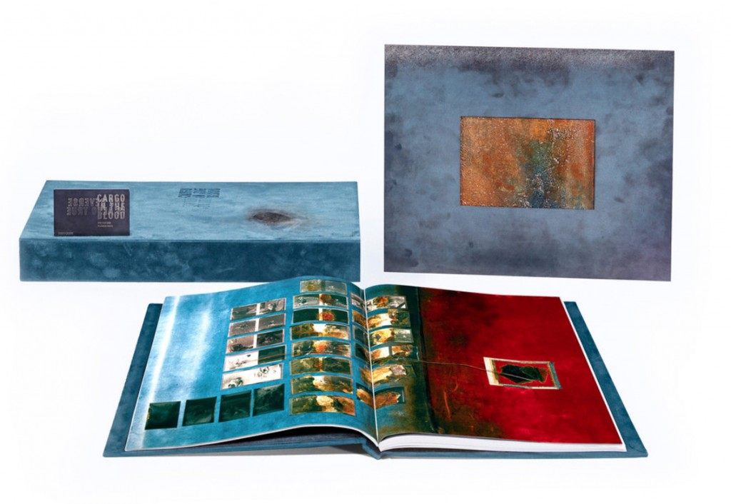 Nine Inch Nails releases 250 UK Pound book