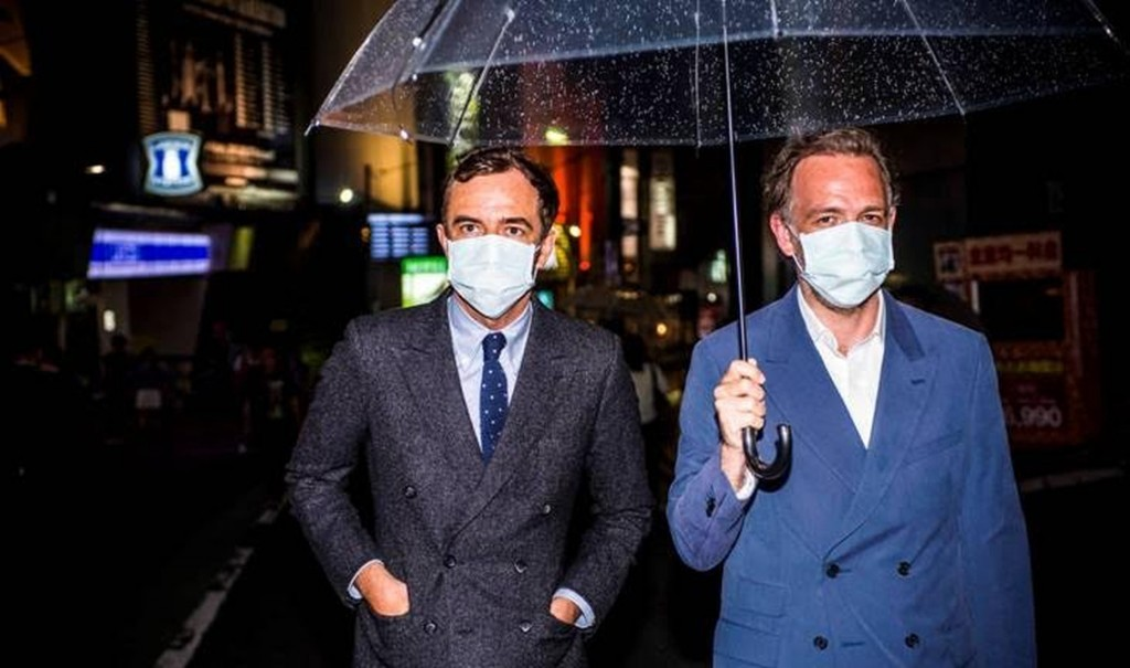 Soulwax record'Belgica' soundtrack