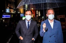 Soulwax record 'Belgica' soundtrack