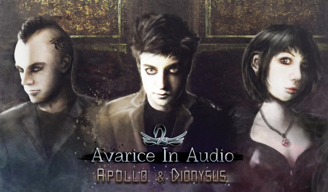 Avarice In Audio announce 2nd album 'Apollo & Dionysus' - including 2CD set - listen to the first 3 tracks!